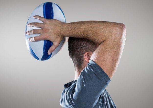 gracz rugby